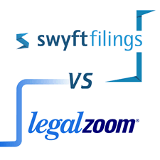 Swyft Filings vs LegalZoom