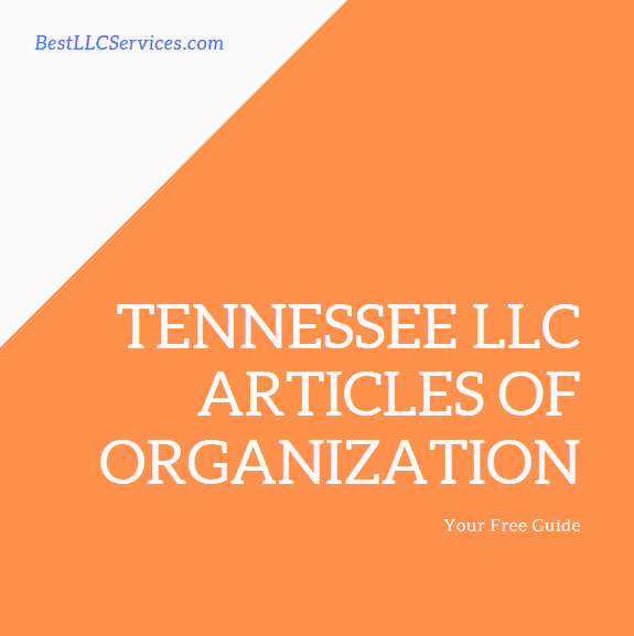 Tennessee LLC Articles of Organization