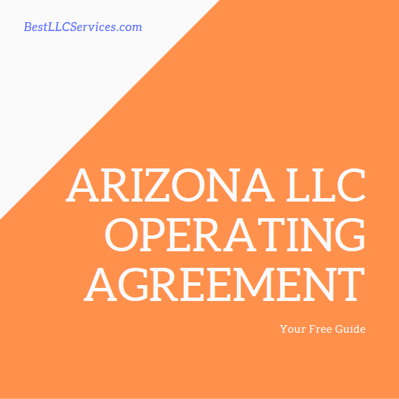 Arizona LLC Operating Agreement