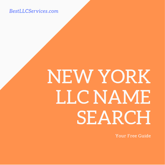 New York LLC Name Search