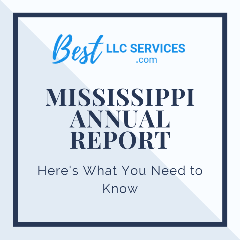 Mississippi Annual Report