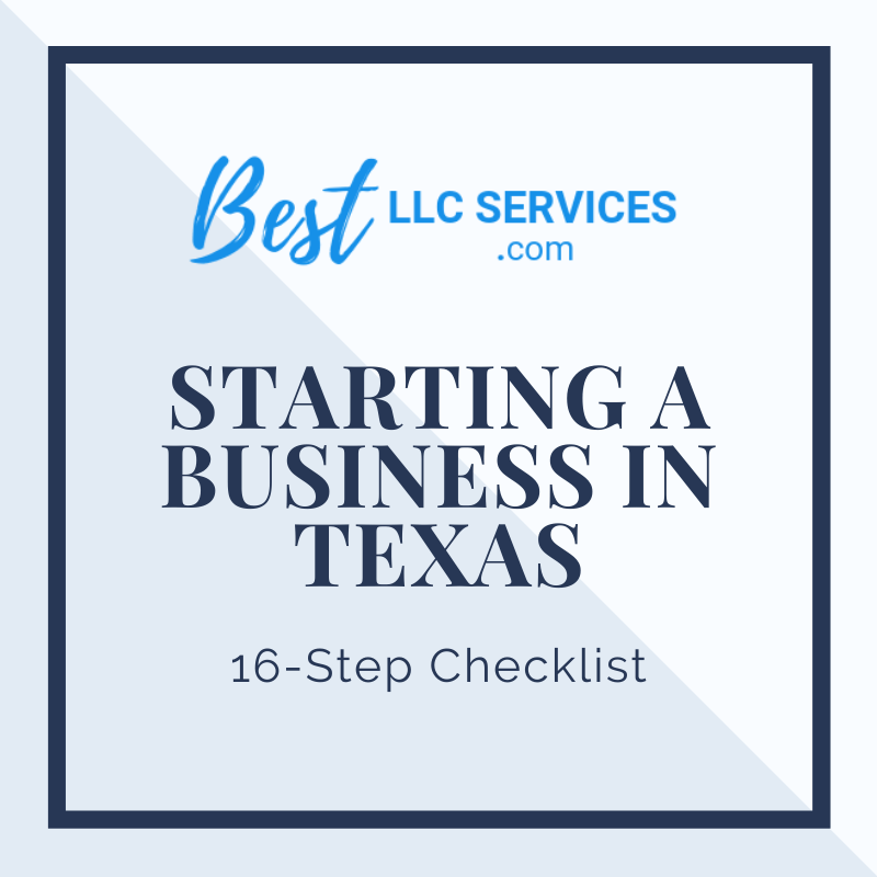 Starting a Business in Texas