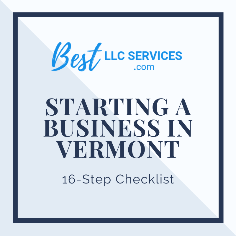 Starting a Business in Vermont