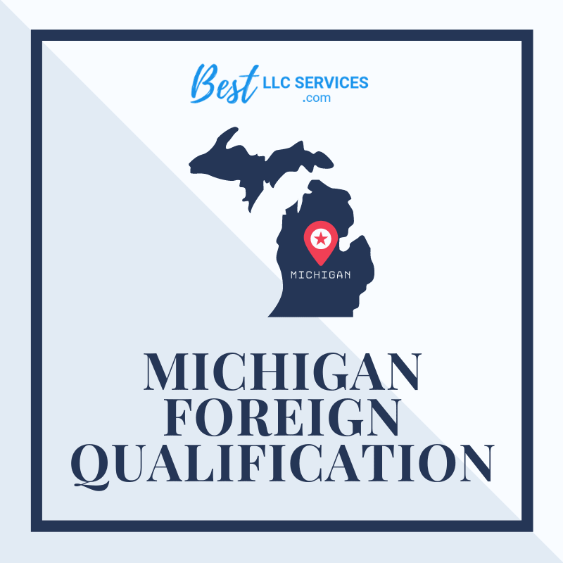 Michigan Foreign Qualification