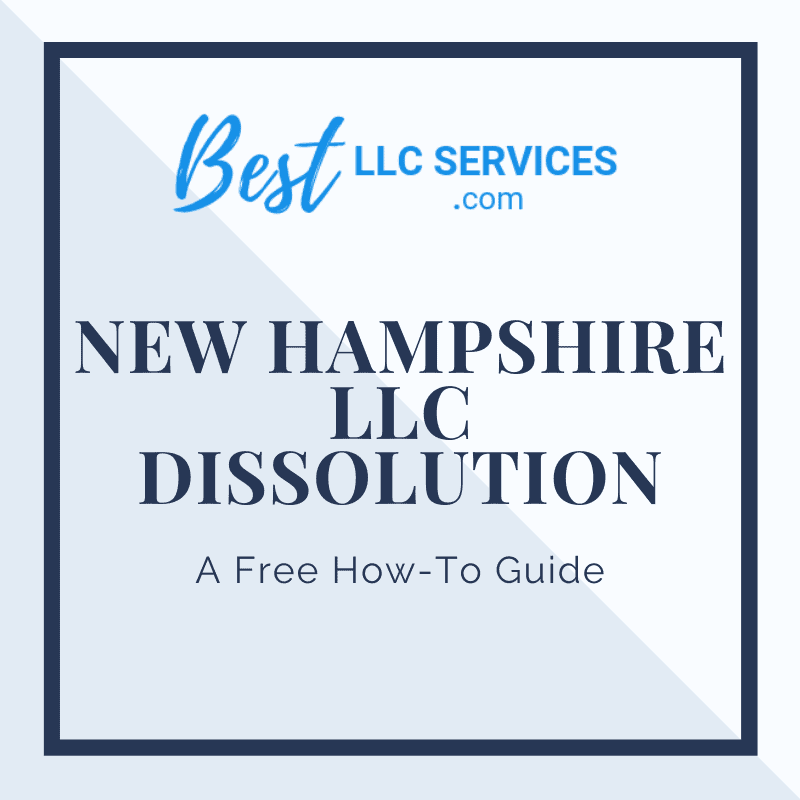 New Hampshire LLC Dissolution